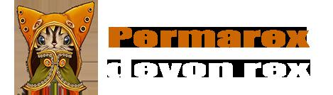 Permarex – devon rex Logo